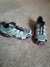 Salomon Speed Cross 3 in Anchorage, Alaska