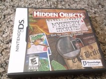 DS GAME MYSTERIES STORIES in Alamogordo, New Mexico