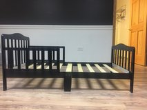 Black Toddler Bed - Dream On Me in Lockport, Illinois