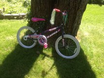 Girls Magna Bike in Fort Lewis, Washington