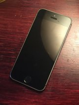 Unlocked iPhone 5s 32GB space gray in Fort Rucker, Alabama