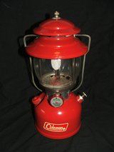 Vintage 1965 Red Coleman Lantern Model 200A ~ Nice ~ in Lockport, Illinois