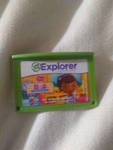 Leapfrog explorer game - Doc McStuffins in Camp Lejeune, North Carolina