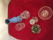 Various Glass Items in 29 Palms, California
