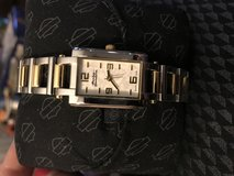 Harley Davidson Bulova Women's Watch never worn in Glendale Heights, Illinois
