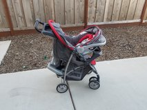 Graco travel system in Travis AFB, California