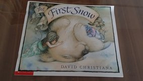 The first snow (scholastic book) in Okinawa, Japan