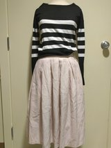 Small A-line skirt in Okinawa, Japan