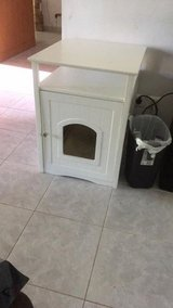 Cat House End Table in Ramstein, Germany