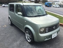Nissan Cube3 in Bolling AFB, DC