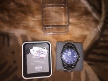 Fossil New York Yankees Watch (Blue and Silver) REDUCED!!! in Wiesbaden, GE