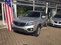 2011 Kia Sorento EX 3rd Row.... From ONLY $196 p/month! in Hohenfels, Germany