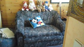 Couch set - with sleeper function in Baumholder, GE