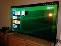 """70"""" LED HD flat screen Sony smart television in Okinawa, Japan"""