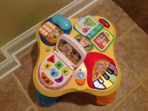 Fisher Price Laugh & Learn activity table in Plainfield, Illinois