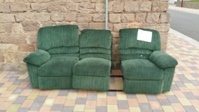 Free recliner couch in Ramstein, Germany