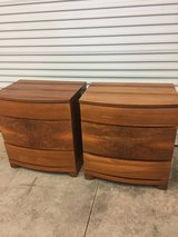 Mid-Century Chests/ Dressers in Travis AFB, California