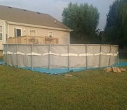 Intex Pool in Fort Campbell, Kentucky