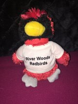 River Woods Elementary School Redbirds Plush in Glendale Heights, Illinois