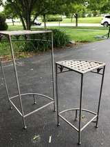 Two porch/patio table in Lockport, Illinois