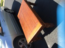 Solid coffee table in Lockport, Illinois
