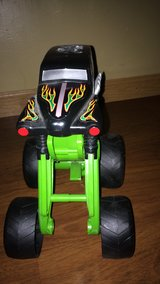 Grave Digger Monster Truck in Lockport, Illinois