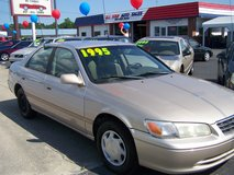 TOYOTA CAMRY 4DR AUTO ICE COLD AIR~REDUCED~ in Camp Lejeune, North Carolina