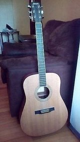 Used Acoustic Guitar $80 Or Best Offer in Beaufort, South Carolina