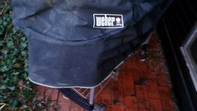 Weber Grill with cover in Ramstein, Germany