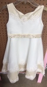 Girls Cream Dress in Naperville, Illinois