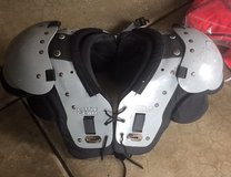 Football Shoulder Pads in Lockport, Illinois