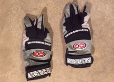 Underarmour wide receiver football gloves in Lockport, Illinois