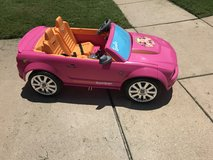Barbie Mustang Car in Denton, Texas