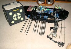 Complete Bow Hunting Setup - Hoyt Alpha Max in Alexandria, Louisiana