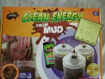 Science kit Clean Energy from mud in Houston, Texas