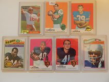 Famious Football Cards in Fort Riley, Kansas