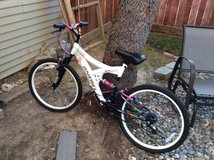 "Girl's bike 24"" in Travis AFB, California"