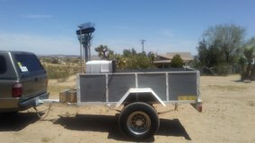 Good off road utility trailer in Yucca Valley, California