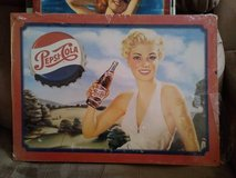 pepsi cola tin in Valdosta, Georgia