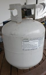20lb Propane Gas Tank with OPD valve in Fort Bragg, North Carolina