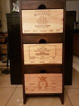 """Made to order"" wine drawers in Ramstein, Germany"