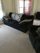 Couch and recliner in Travis AFB, California