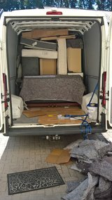 MOVING, TRANSPORT, PICK UP AND DELIVERY, JUNK REMOVAL in Ramstein, Germany