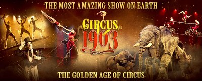 "**** (2/4) ""CIRCUS 1903"" 1st ROW SEATS - Sat, June 10 - 7:30pm - CHEAP - CALL NOW **** in Houston, Texas"