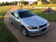 2007 BMW 335i 90K Clean Silver in Fort Campbell, Kentucky