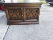 ****SIDE TABLE WITH STORAGE *** in Kingwood, Texas