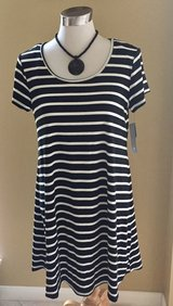 Black and white stripes Dress in Katy, Texas