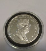 Alabama Bear Bryant Silver Coin in Perry, Georgia