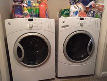 Front load washer/dryer in Tomball, Texas