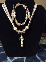 Crafted Hand Jewelry Sets.White in Leesville, Louisiana